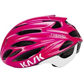 Kask Rapido Casco, pink